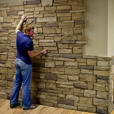 Brick Veneer Wall - Veneer - Daly City, California