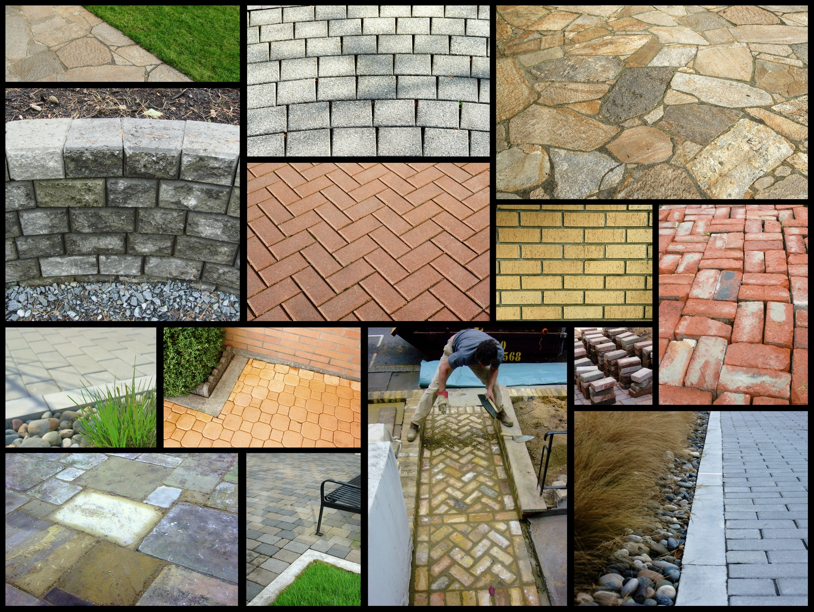 Stone Mason - Masonry Clarkston, Michigan